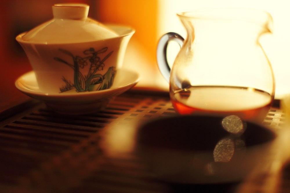 Подбор чая и травяных сборов